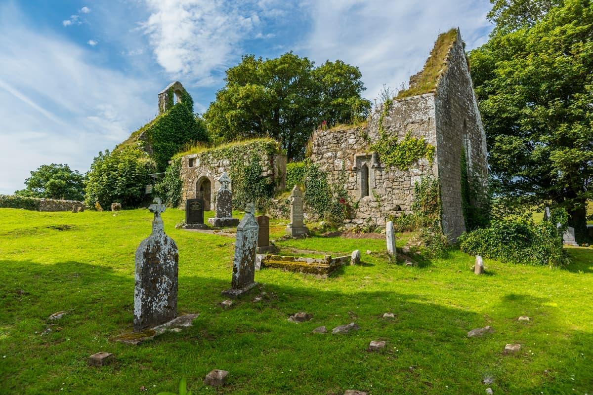 New Church Lough Gur 5
