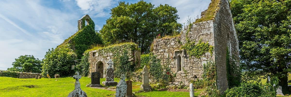 New Church Lough Gur