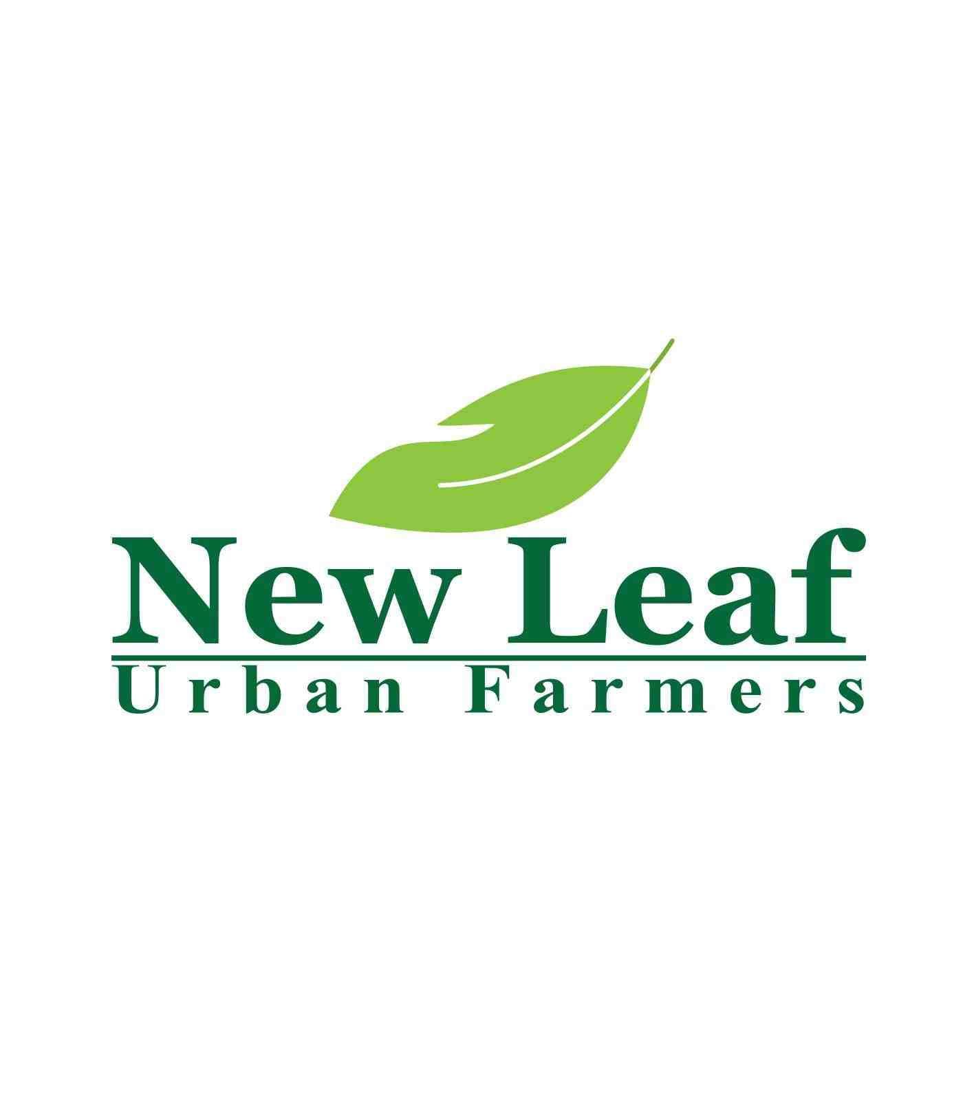 New Leaf Urban Farm Logo