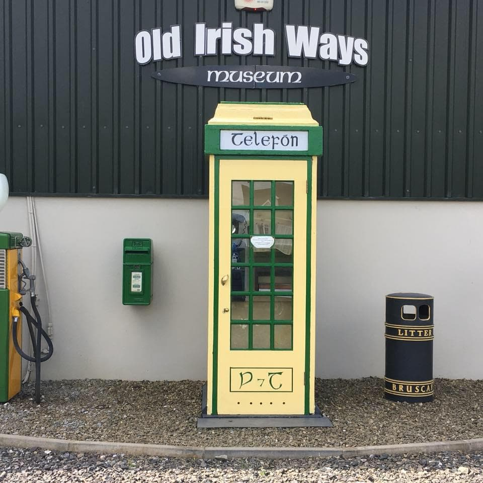 Old Irish Ways 1