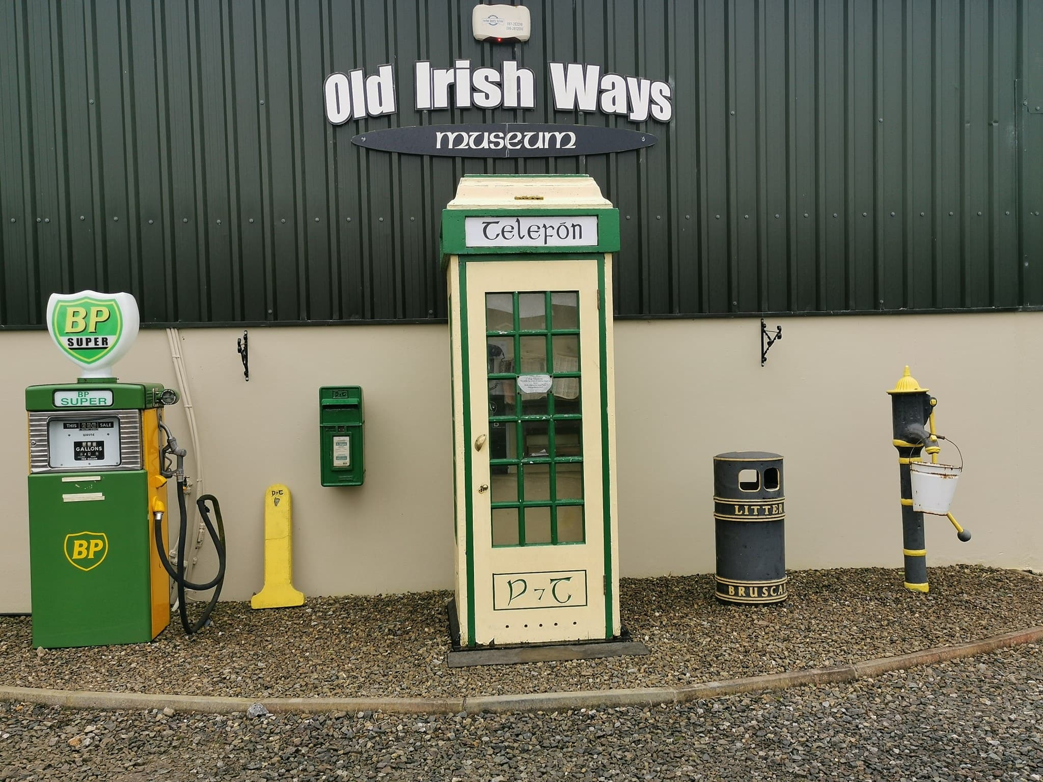 Old Irish Ways 2