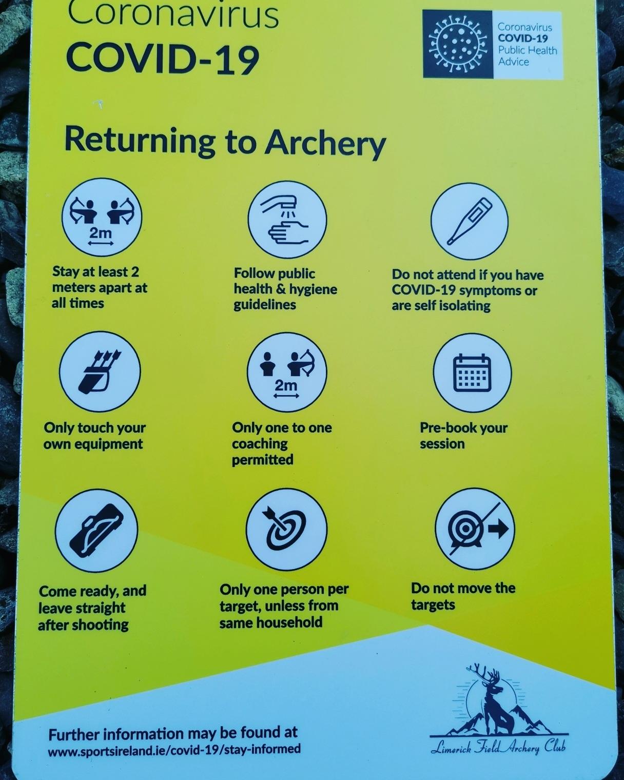 Returning to Archery