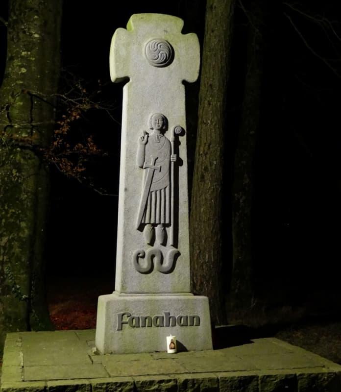 Saint Fanahans Well1
