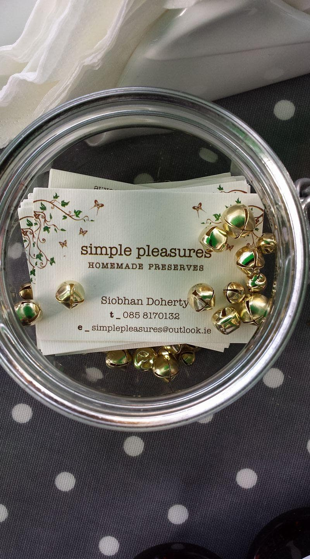 Simple Pleasures Preserves 5