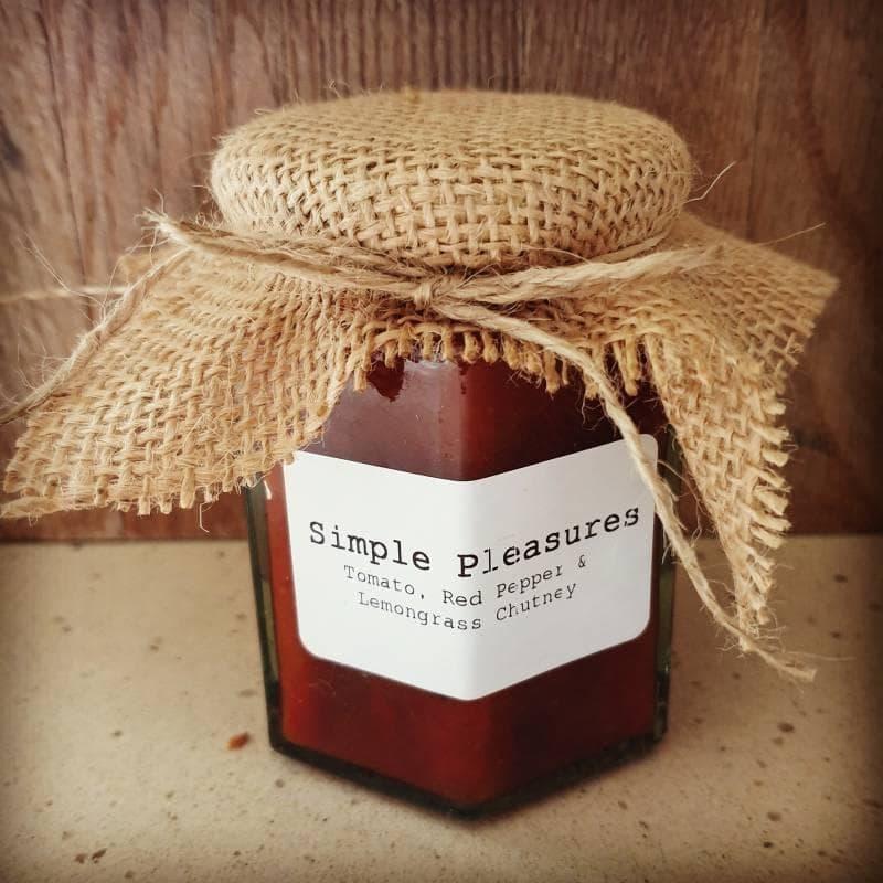 Simple Pleasures Preserves 8