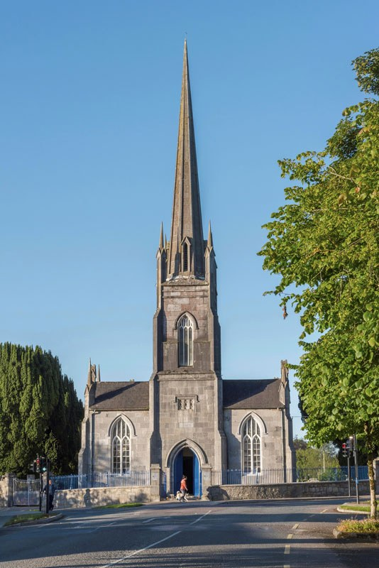 St Georges Church Mitchelstown 534x800