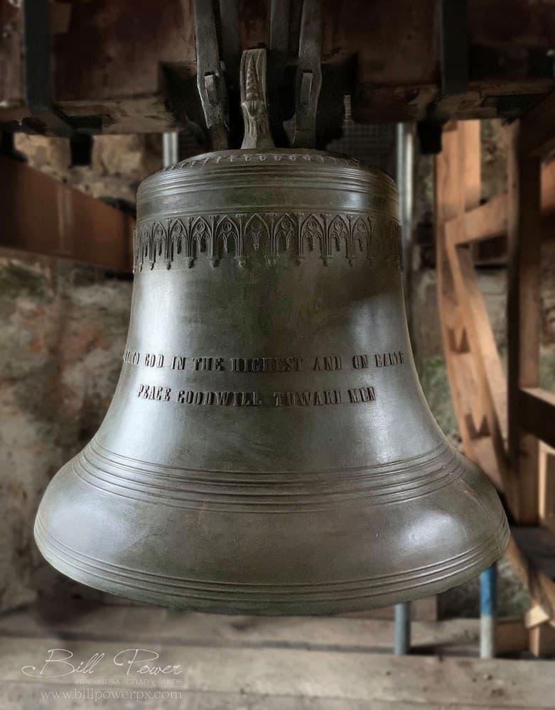 St Georges Church Mitchelstown Bell 2