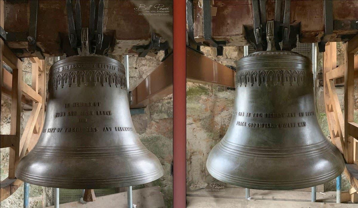 St Georges Church Mitchelstown Bell