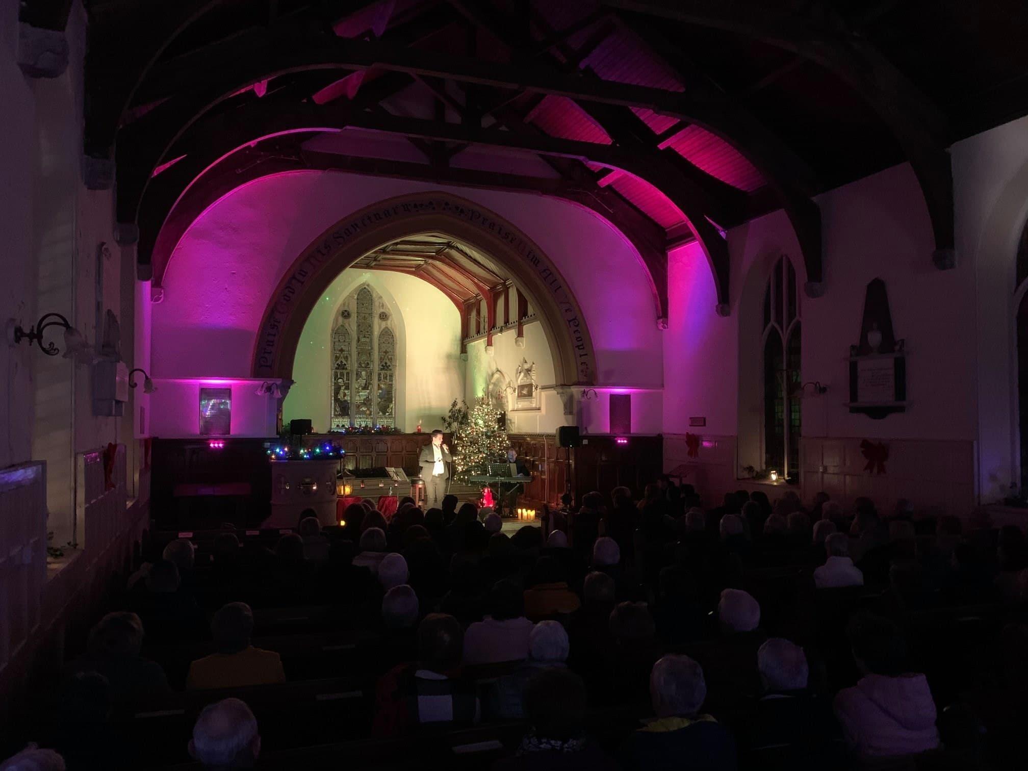 St Georges Church Mitchelstown Concert