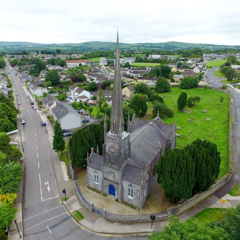 St Georges Church Mitchelstown Overview Bill Power 800x800
