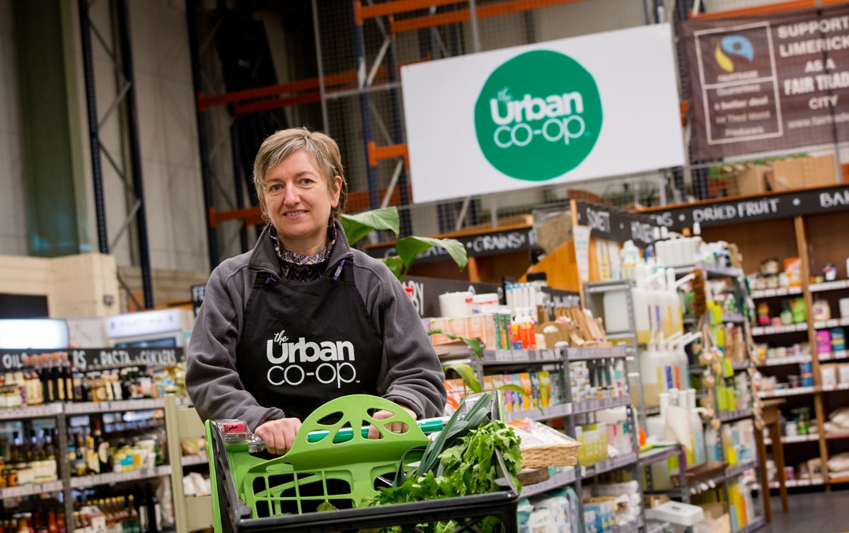 The Urban Co op s Managing Director Anne Maher