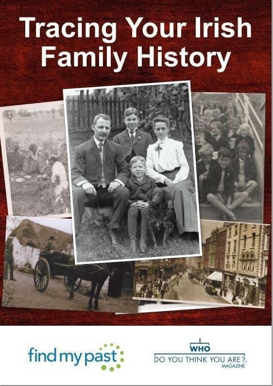 Tracing your family poster