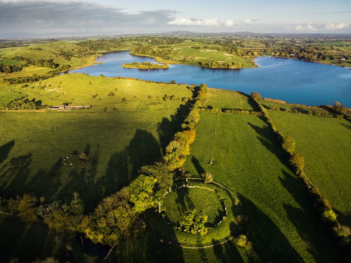 Views of Lough Gur copy