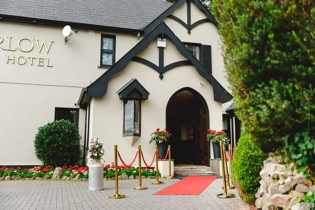 Aherlow house exterior 43
