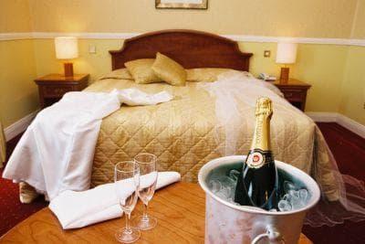 Bedroom firgrove hotel