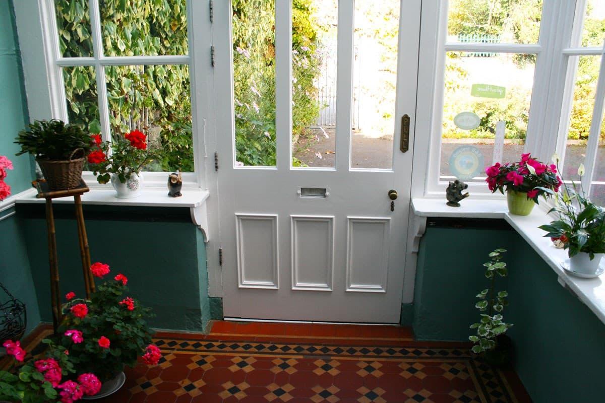Deebert house bb porch