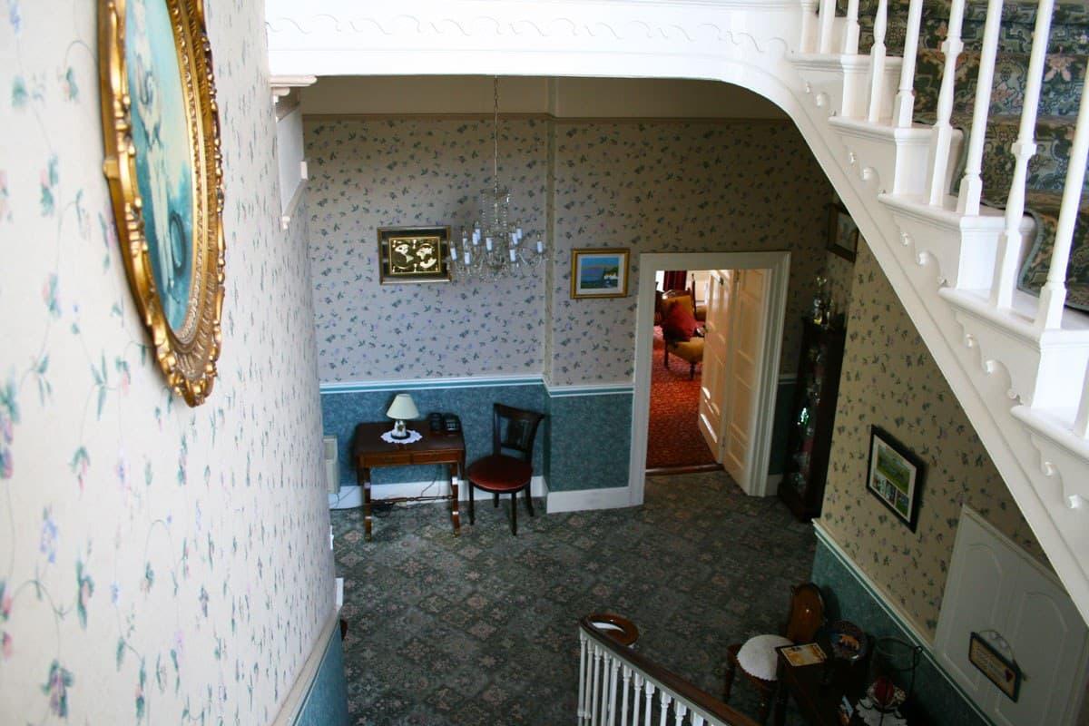 Deebert house bb staircase