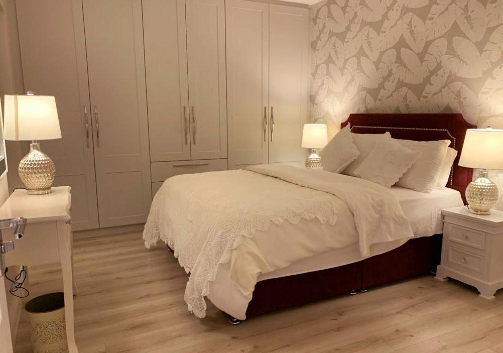 Master bedroom soft