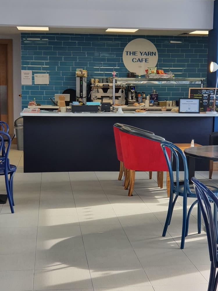 Yarn cafe 4